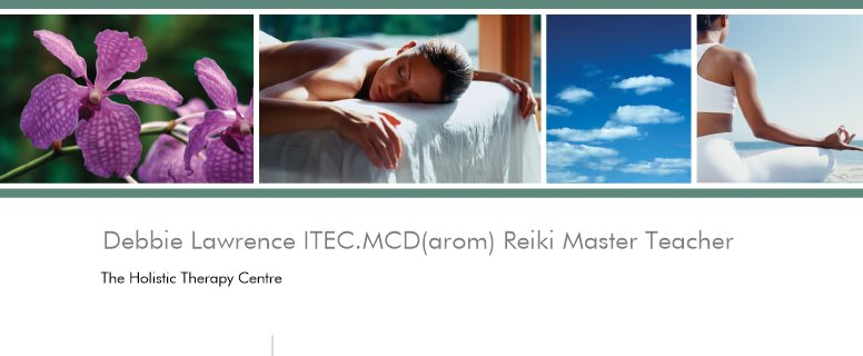 Debbie Lawrence ITEC.MCD(arom) Reiki Master Teacher - The Holistic Therapy Centre